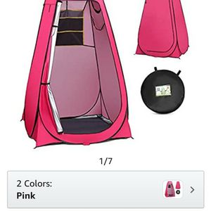 Pop Up Privacy Tent for Sale in Lakeside, CA