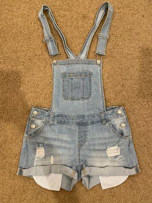 Denim Overalls Size Sm for Sale in Las Vegas, NV