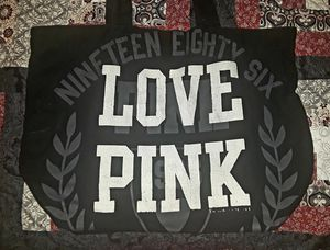Victoria's Secret Love Pink Tote Bag for Sale in Indianapolis, IN