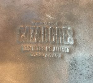 Cazadores Tequila Real Cowhide Leather Messenger Bag/Tablet or Laptop Bag for Sale in Westminster, MD