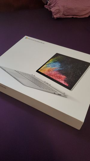 "Microsoft Surface Book 2 13"" for Sale in Washington, DC"