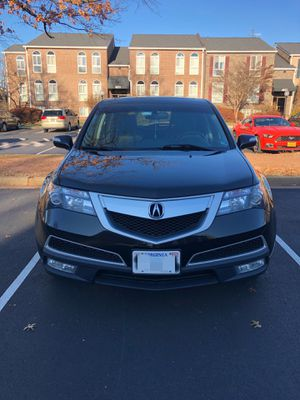 2010 Acura MDX Tech Entertainment for Sale in Chantilly, VA