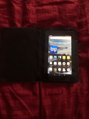Kindle fire 0S 5th Generation for Sale in Yorktown, VA