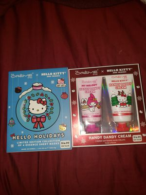 Hello Kitty Face Mask and Hand Creme for Sale in Santa Ana, CA