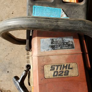 Chainsaw for Sale in Muncy, PA