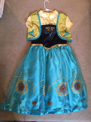 Kids size 14 Disney Princesss Anna costume for Sale in Bothell, WA