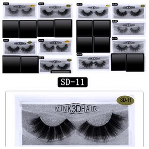 Mink 3D lashes !! Reusable 30x (all 11 styles available) for Sale in Sacramento, CA