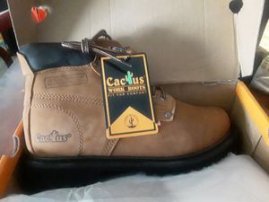Cactus Work Boots New for Sale in Garden Grove, CA