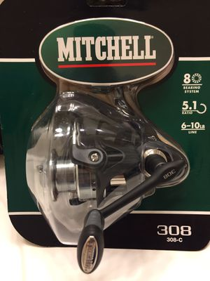 Mitchell 308-C spinning reel for Sale in Gainesville, VA