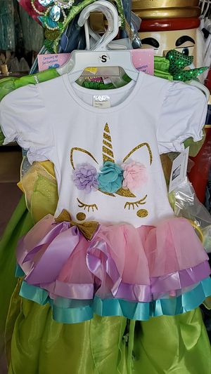 Unicorn dress for Sale in Downey, CA
