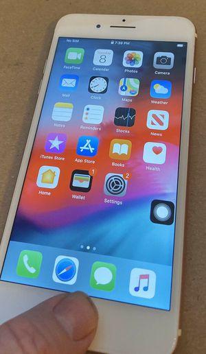 Brand new rose gold iPhone 7 plus $125 for Sale in Virginia Beach, VA