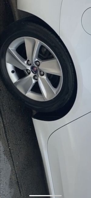 Saab 9-5 Turbo 18inch rims for Sale in Bowie, MD