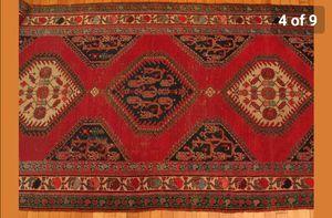 Antique persian rug for Sale in Ashburn, VA