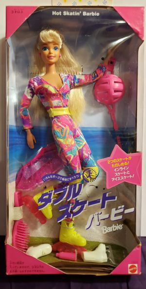 Collectible HotSkates Barbie Import Mylasia for Sale in North East, MD