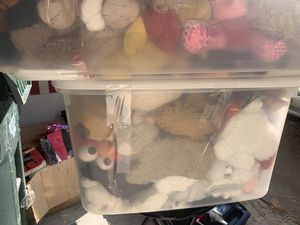 Stuffed animals for Sale in Leander, TX