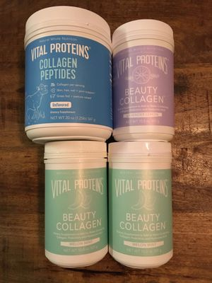Vital Proteins Collagen Peptides and Beauty Water for Sale in Mesa, AZ