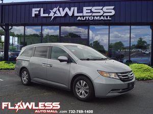 2016 Honda Odyssey for Sale in Woodbridge, NJ