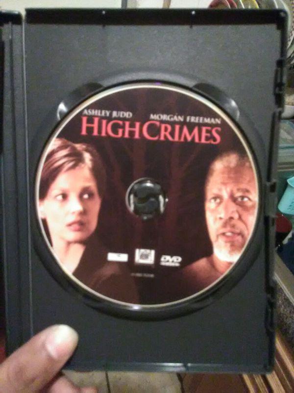 High Crimes DVD