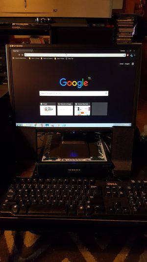 Complete Computer desktop pc! Everything needed! for Sale in Lincoln Acres, CA