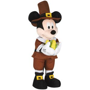 Collectible Disney Mickey Mouse Thanksgiving pilgrim standing display toy for Sale in Hawthorne, CA