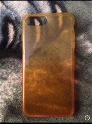 iPhone 7+ Case - orange. for Sale in Milnesville, PA