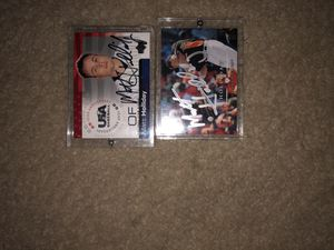 Two Matt Holliday Baseball Cards Autographed for Sale in New Hill, NC