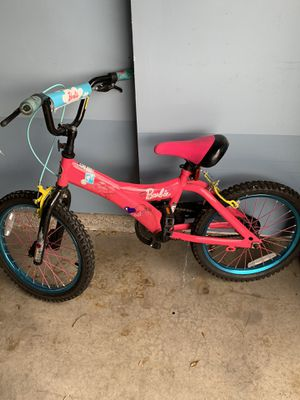 Barbie Girl's Bike for Sale in Blaine, MN