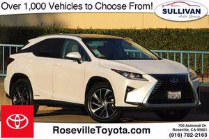 2016 Lexus Rx450h for Sale in Roseville, CA