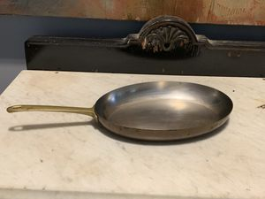 Paul revere limited edition copper oval pan for Sale in Tyrone, GA