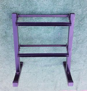 Dumbell Weight Rack Stand for Sale in Hollywood, FL