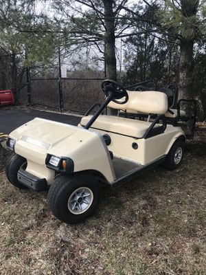 4 seat ELECTRIC golf cart for Sale in Newington, CT
