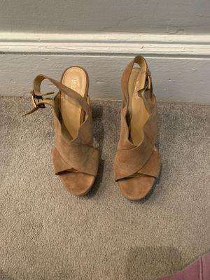 Michael Kors platform heels size 9 1/2 for Sale in Washington, DC