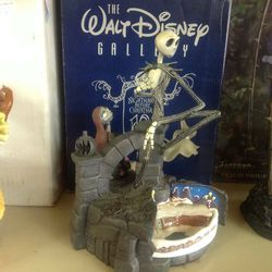 Disney's Nightmare Before Christmas Figurine with Original Box for Sale in Ontario,  CA