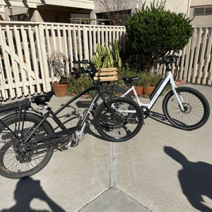 Electric Bikes His And Hers Combo for Sale in San Clemente, CA