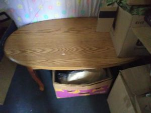 Wooden coffee table for Sale in Gretna, VA