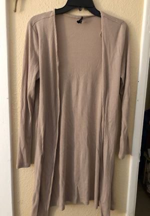 Long cardigan for Sale in San Bernardino, CA
