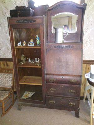 Vintage secretary desk for Sale in Pequea, PA