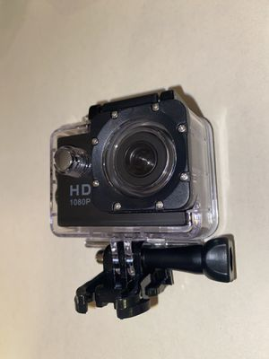 HD 1080p sports cam similar to gopro for Sale in Bolingbrook, IL