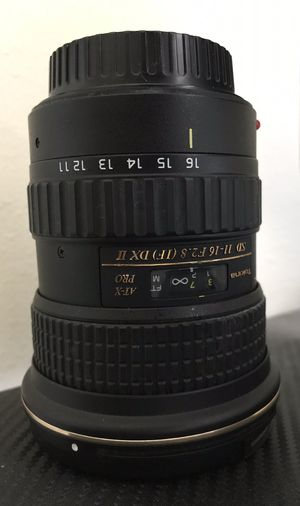 Tokina 11-16 f/2.8 for Canon EF for Sale in Charlotte, NC