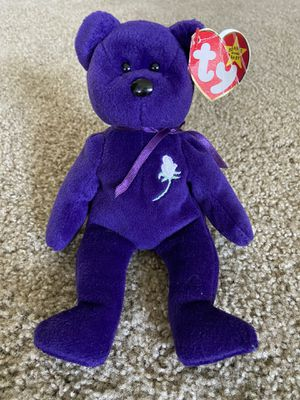 Princess Diana Beanie Baby from 1997 for Sale in Manassas, VA