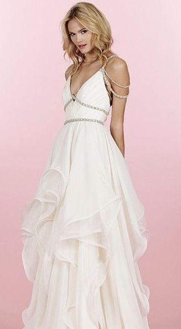 Hayley Paige Wedding Dress - Luca