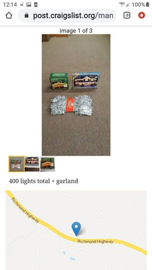 LOT # 15 CHRISTMAS ITEMS for Sale in Lynchburg, VA