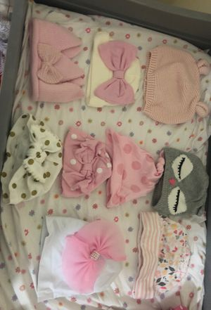 Head wear for baby girl for Sale in Miami, FL