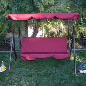 SHIPPING ONLY 3 Person Gazebo Canopy Awning Swing Chair Patio Couch Furniture Set for Sale in Las Vegas, NV