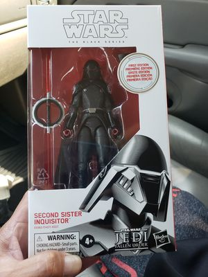 Star Wars Second Sister Inquisitor -First Edition for Sale in La Mirada, CA