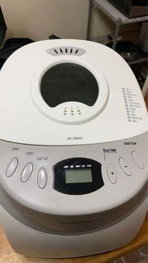 Hamilton Beach Bread Maker for Sale in Tacoma, WA