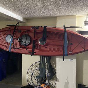 Kayak Lifetime Tamarack 120 for Sale in San Diego, CA