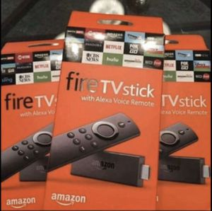 Amazon FireStick Third generation 4k (Loaded) for Sale in Coronado, CA