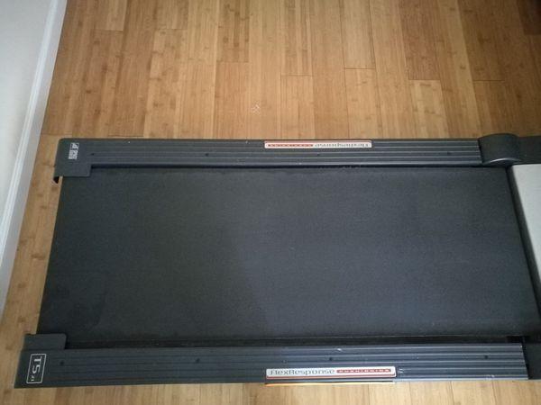 Incline treadmill (NordicTrack)