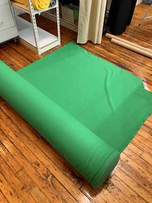 Green wool fabric roll for Sale in Brooklyn, NY
